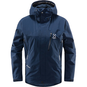 Haglöfs Astral GTX Jacket Women tarn blue
